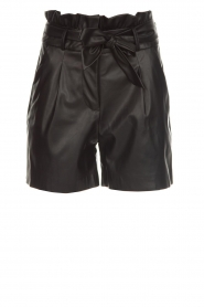 Dante 6 |  Belted shorts Nola  | black  | Picture 1