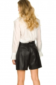 Dante 6 |  Belted shorts Nola  | black  | Picture 5