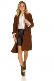 Dante 6 |  Belted shorts Nola  | black  | Picture 3
