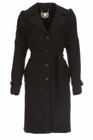 Dante 6 |  Coat Tate | black  | Picture 1