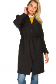 Dante 6 |  Coat Tate | black  | Picture 2