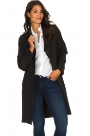 Dante 6 |  Coat Tate | black  | Picture 4