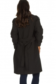 Dante 6 |  Coat Tate | black  | Picture 6