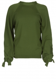 Dante 6 | Sweater Lowe | green  | Picture 1