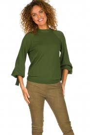 Dante 6 | Sweater Lowe | green  | Picture 2