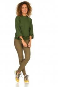 Dante 6 | Sweater Lowe | green  | Picture 3