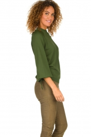 Dante 6 | Sweater Lowe | green  | Picture 4