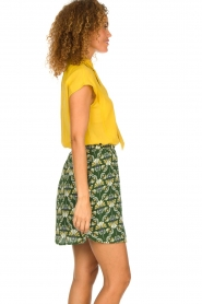 Dante 6 |  Skirt with print Frannie | green  | Picture 4