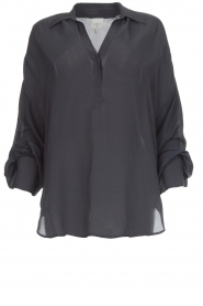 Dante 6 |  Tunic top Collyn | blue