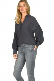 Dante 6 |  Tunic top Collyn | blue  | Picture 5