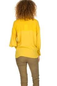 Dante 6 |  Tunic top Collyn | yellow  | Picture 7