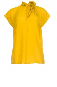 Dante 6 |  Turtleneck top Maire | yellow  | Picture 1