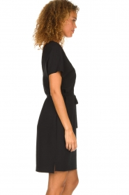 Dante 6 |  Dress with lace trimming Wren | black  | Picture 4