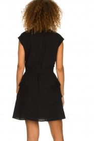 Dante 6 |  Dress with lace Polly | black  | Picture 6