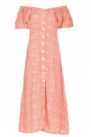 BEACHGOLD | Dress with dots Aria | pink  | Picture 1
