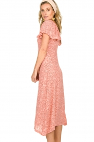BEACHGOLD | Dress with dots Aria | pink  | Picture 4