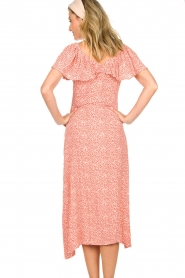 BEACHGOLD | Dress with dots Aria | pink  | Picture 6