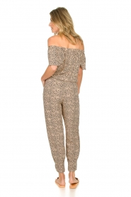 BEACHGOLD | Jumpsuit with dots Cap | beige  | Picture 6
