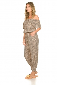 BEACHGOLD | Jumpsuit with dots Cap | beige  | Picture 5