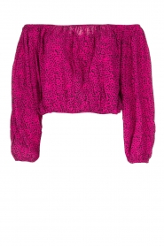 BEACHGOLD | Cropped top Merea | pink  | Picture 1