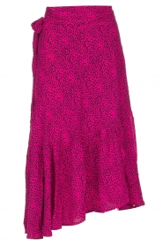 BEACHGOLD | Wrapped skirt Poppy | pink  | Picture 1