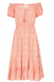 BEACHGOLD | Jurk met stippen Harper | Dress with dots Harper | pink  | Picture 1