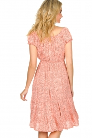 BEACHGOLD | Jurk met stippen Harper | Dress with dots Harper | pink  | Picture 5