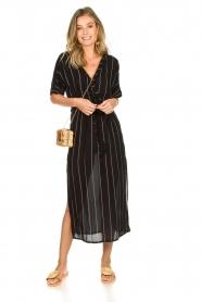 BEACHGOLD | Dress Riviera | black  | Picture 3