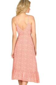 BEACHGOLD | Wrapped dress with dots Lotti | pink  | Picture 5