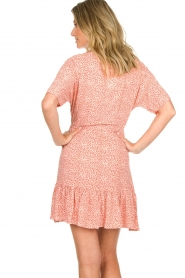 BEACHGOLD | Dress with dots Betty | pink  | Picture 6