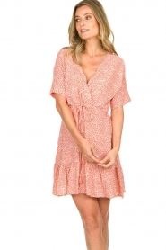 BEACHGOLD | Dress with dots Betty | pink  | Picture 4