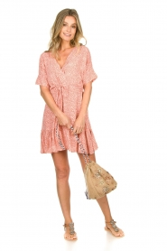 BEACHGOLD | Dress with dots Betty | pink  | Picture 3