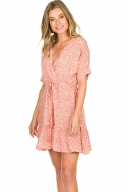 BEACHGOLD | Dress with dots Betty | pink  | Picture 2