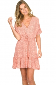 BEACHGOLD | Dress with dots Betty | pink  | Picture 7