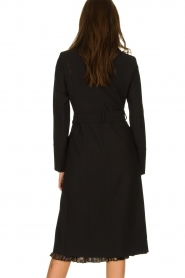 Set |  Classic trench coat Mayra | black  | Picture 5