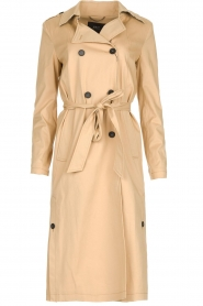 Set |  Trench coat Merve | camel  | Picture 1