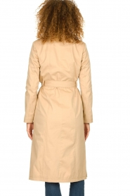 Set |  Trench coat Merve | camel  | Picture 5