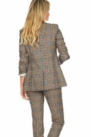 Set |  Checkered blazer Minnie | print  | Picture 6