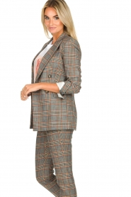 Set |  Checkered blazer Minnie | print  | Picture 5