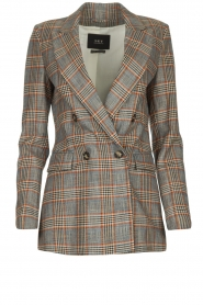 Set |  Checkered blazer Minnie | print  | Picture 1