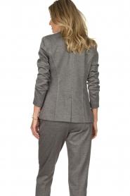 Set |  Melange blazer Max | grey  | Picture 5