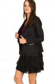 Set |  Classic blazer Mucho | black  | Picture 4