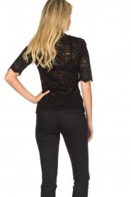 Set |  Lace top Mandy | black  | Picture 5