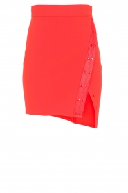 ELISABETTA FRANCHI | Skirt Sarah | red  | Picture 1
