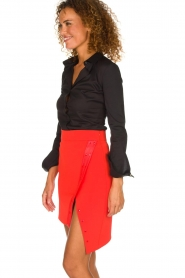 ELISABETTA FRANCHI | Skirt Sarah | red  | Picture 4