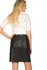 Set |  Lace top Mandy | white  | Picture 5