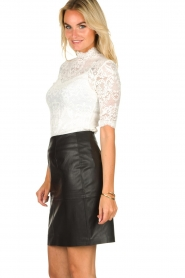 Set |  Lace top Mandy | white  | Picture 4