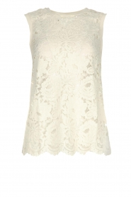 Set | Lace top Rosa | natural  | Picture 1