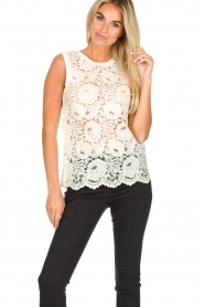 Set | Lace top Rosa | natural  | Picture 2