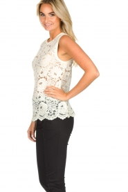 Set | Lace top Rosa | natural  | Picture 4